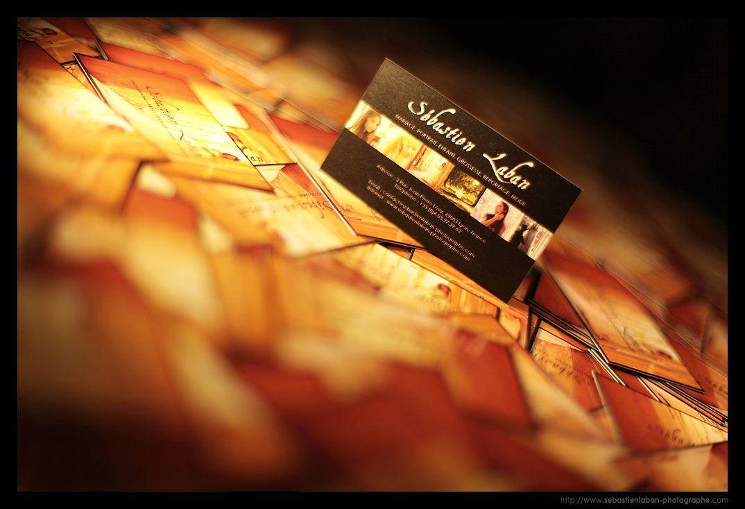 Cartes De Visites Pour Prestataires Mariage Et Salon Du