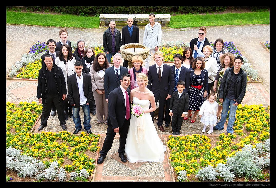 Photographe de mariage et les groupes d invit s photographe de mariage lyon nice cannes - Photo de mariage ...
