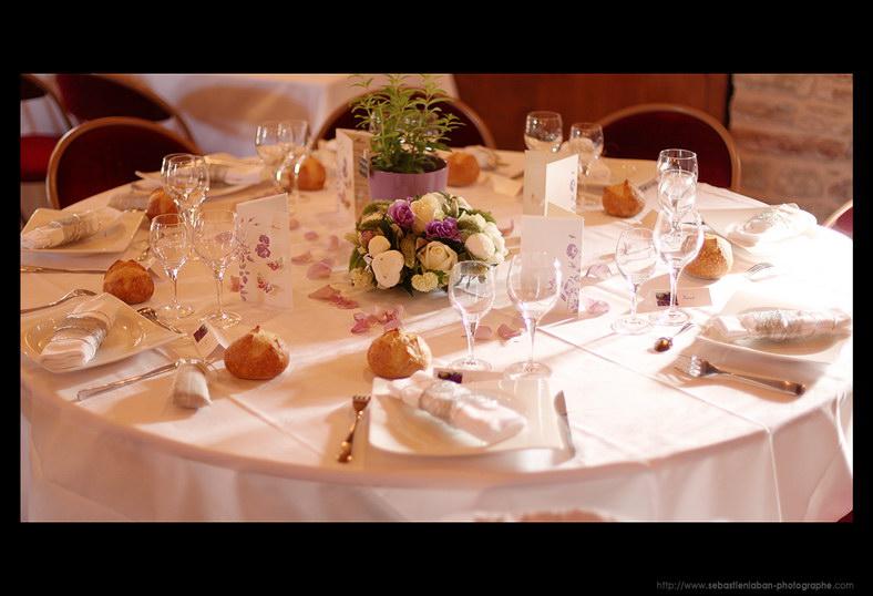 photo mariage reception