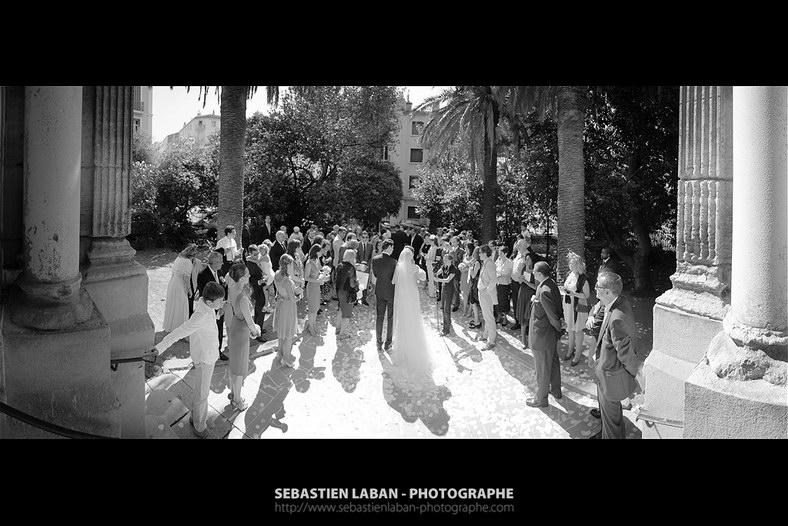 mariage eglise toulon invités