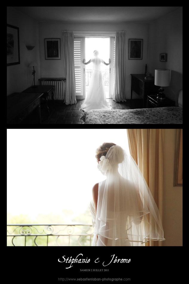 photo mariage saint tropez