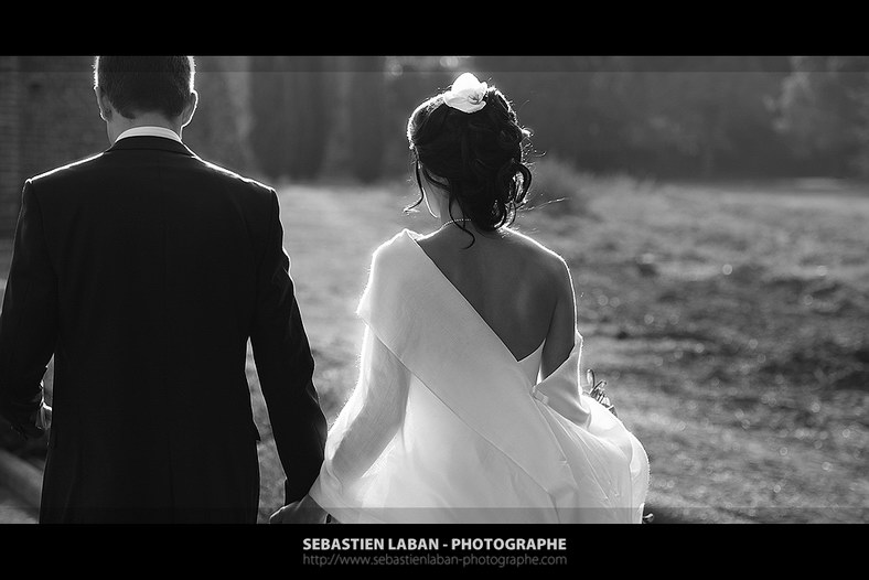photo mariage preparation clos roses