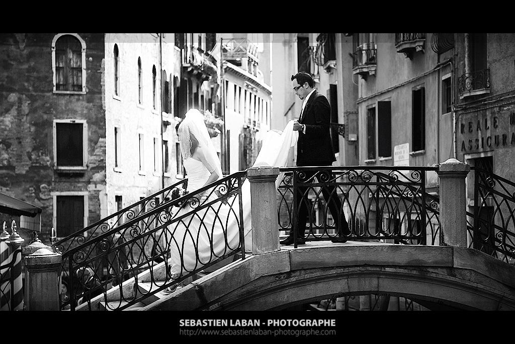 Un mariage en photos sur les ponts de venise photographe - Photographe nice centre ...